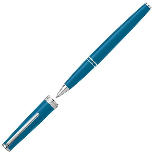 Montblanc PIX Coy Petrol Blue Rollerball Pen
