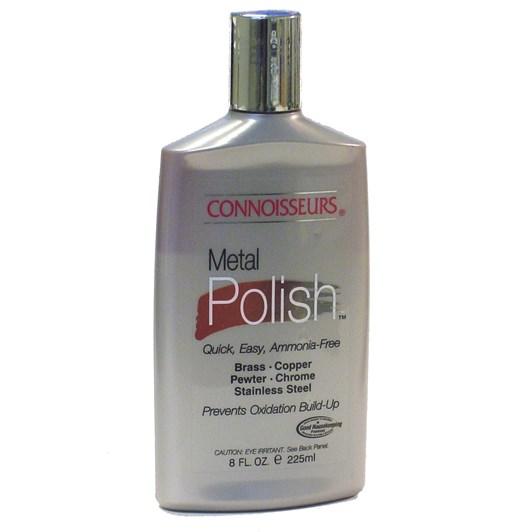 Connoisseurs Silver Polish Liquid 225ml