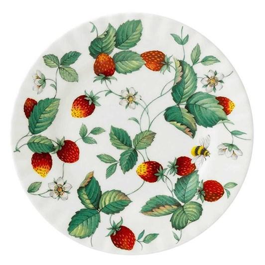 Kirkham Alpine Strawberry Tea Plate