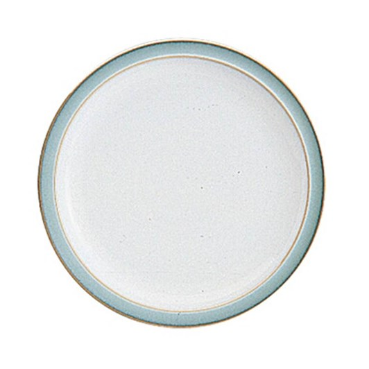 Denby Regency Green Tea Plate 17cm