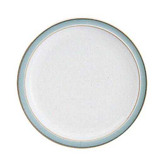 Denby Regency Green Tea Plate 17cm