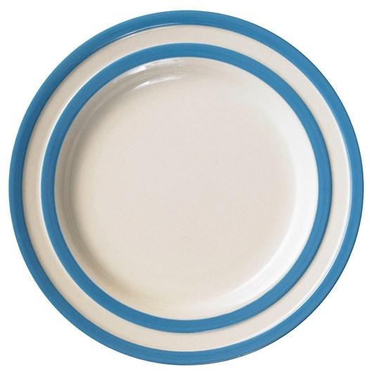 Cornish Blue Breakfast Plate 23cm