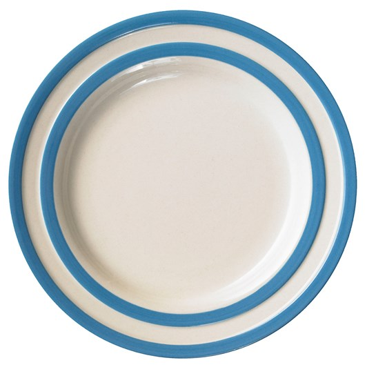 Cornish Blue Breakfast Plate 23cm