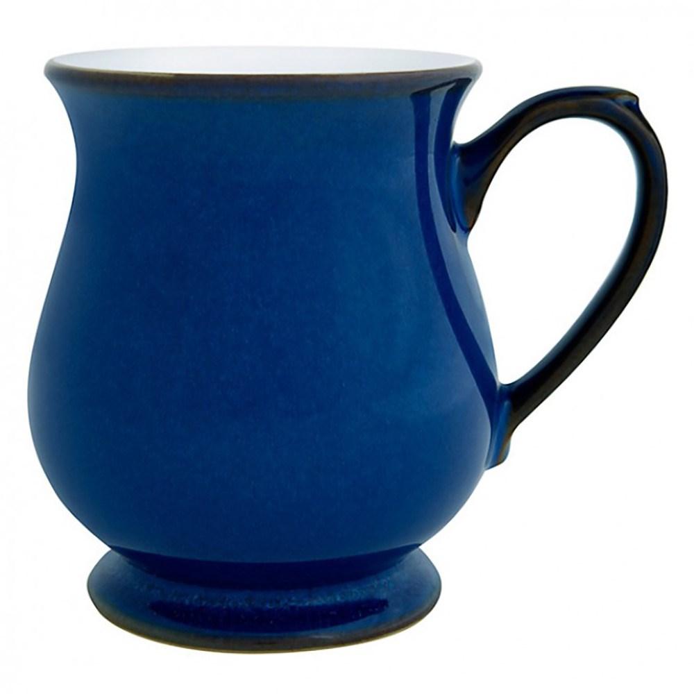 Denby Imperial Blue Craftsman Mug 300ml imperial blue