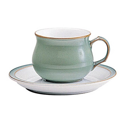 Denby Regency Green Tea Cup 200ml