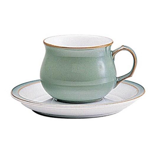 Denby Regency Green Tea Cup 200ml