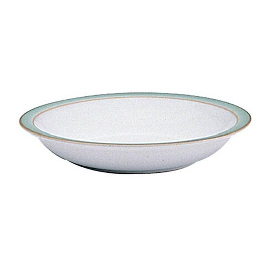 Denby Regency Green Rimmed Bowl 21cm