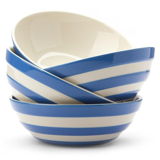 Cornish Blue Cereal Bowl