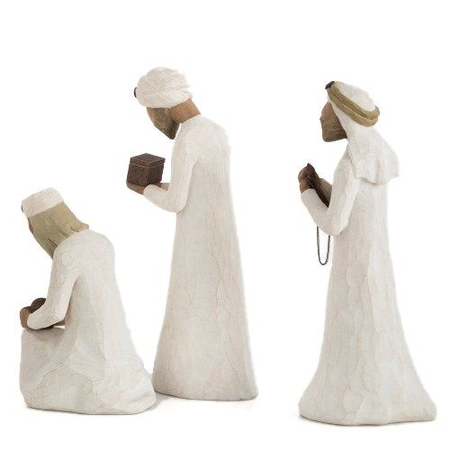 Willow Tree Three Wise Men Figurine 22cm