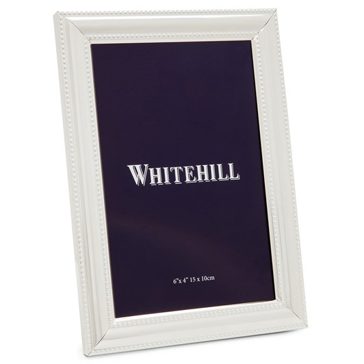 Whitehill Silver Plated Double Bead Frame 10 x 15cm