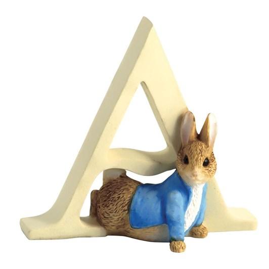 Beatrix Potter Alphabet A - Peter Rabbit