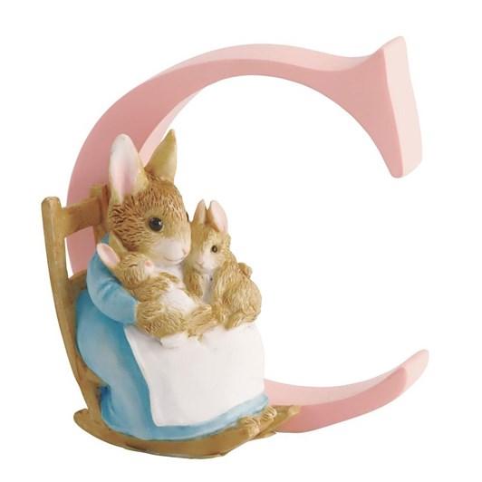 Beatrix Potter Alphabet C - Mrs Rabbit and Bunnies