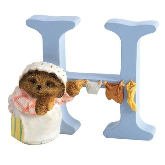 Beatrix Potter Alphabet H - Mrs Tiggy Winkle
