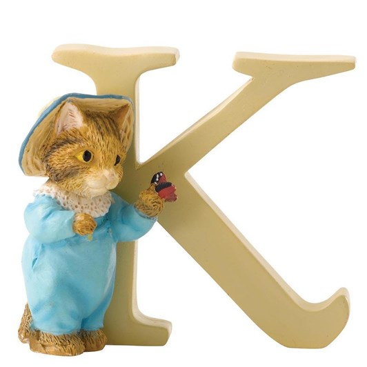 Beatrix Potter Alphabet K - Tom Kitten
