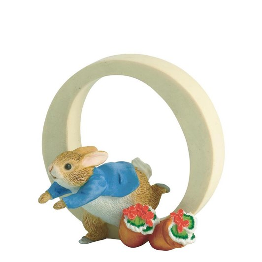 Beatrix Potter Alphabet O - Peter Rabbit