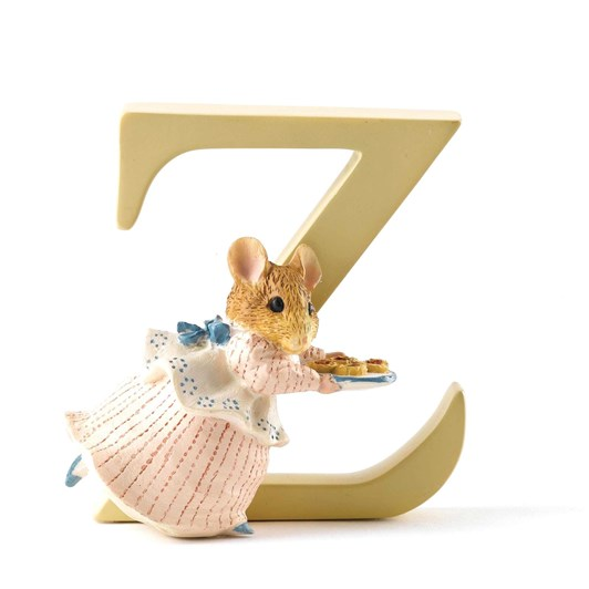 Beatrix Potter Alphabet Z - Appley Dapply