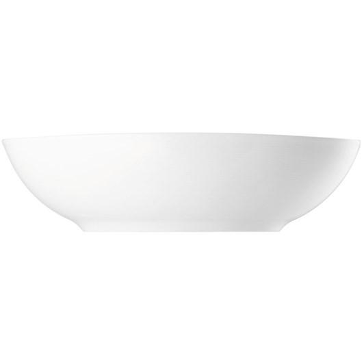 Thomas Loft White Oval Bowl 36cm