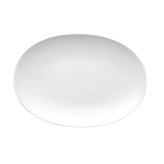 Thomas Medaillon White Platter 33cm