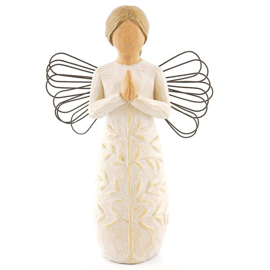 Willow Tree A Tree a Prayer Angel Figurine