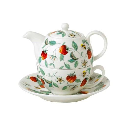 Roy Kirkham Alpine Strawberry Tea for One
