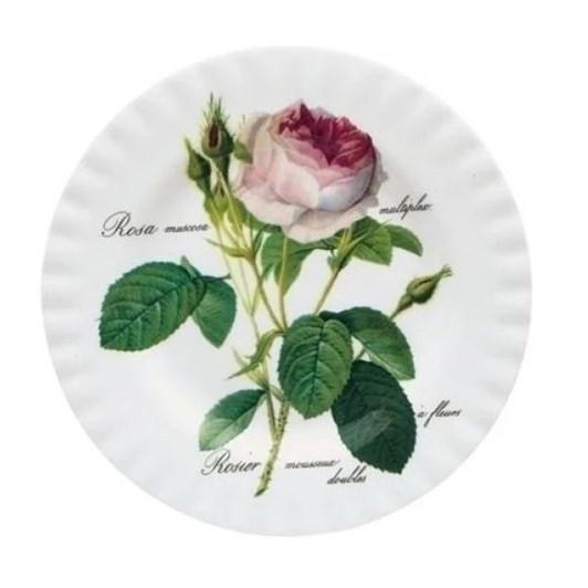 Roy Kirkham Redoute Rose Palace Garden Plate 20cm