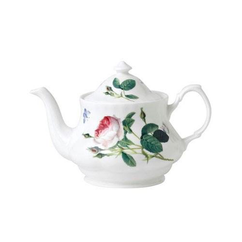 Roy Kirkham Redoute Rose Teapot Large