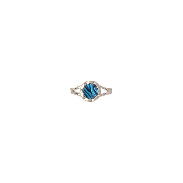 Ariki - Paua Dress Rings -