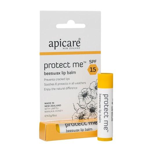 Apicare Protect Me Beeswax Lip Balm SPF15