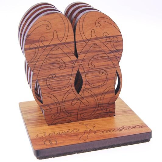 Ian Blackwell Icon Coasters