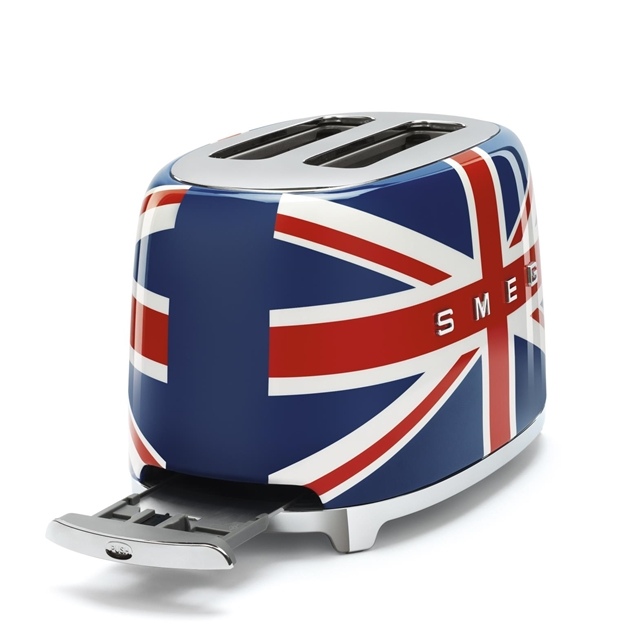 Smeg Union Jack 2 Slice Toaster -