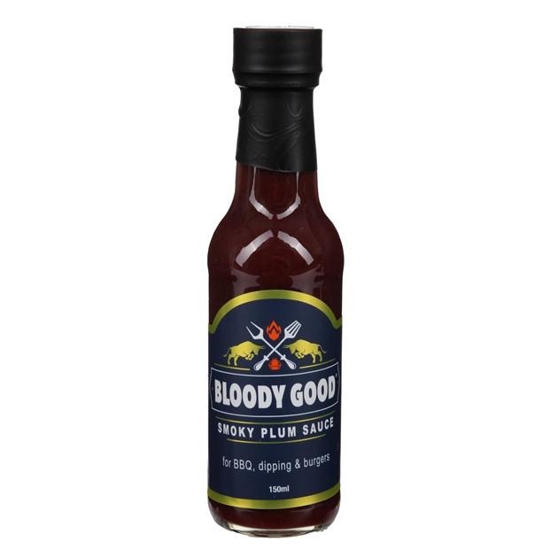 Bloody Good Smoky Plum Sauce 150ml -