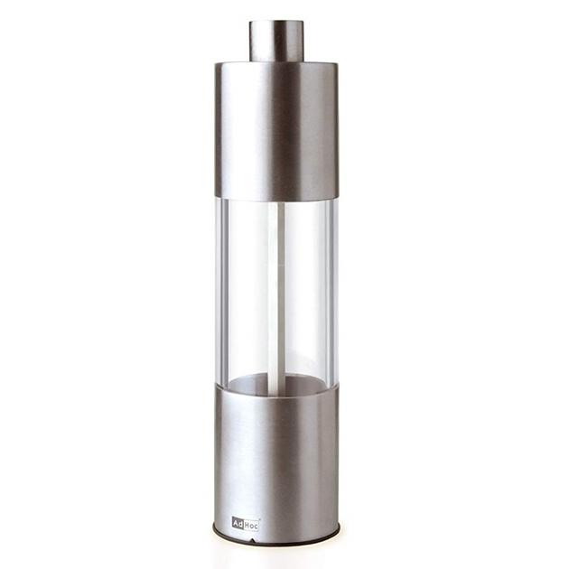 Adhoc Classic Medium Salt Mill 18cm -