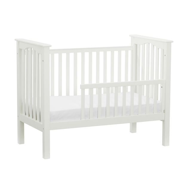 Pottery Barn Kids Kendall Toddler Bed Guard Rail Conversion Kit Simply Whit -