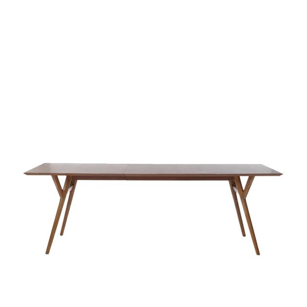 West Elm Mid Century Expandable Table 183 - 234 Cm -