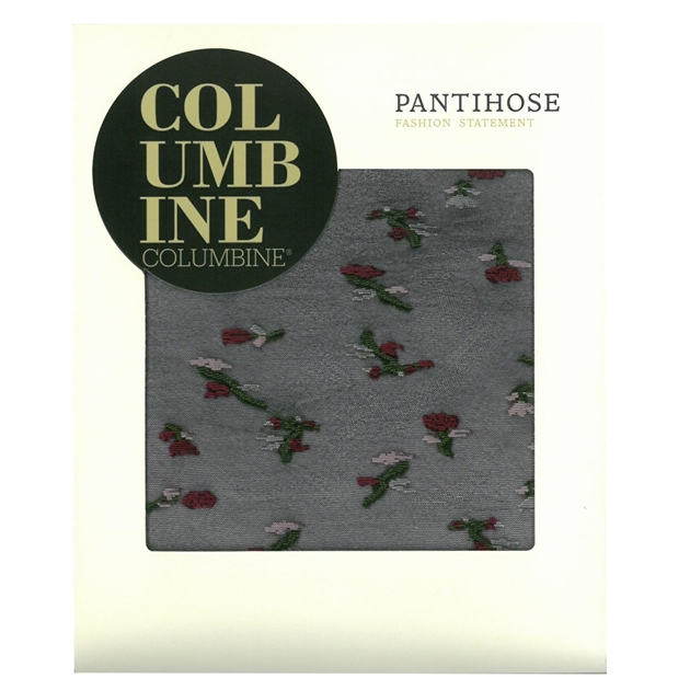 Columbine Mini Flower Tights -