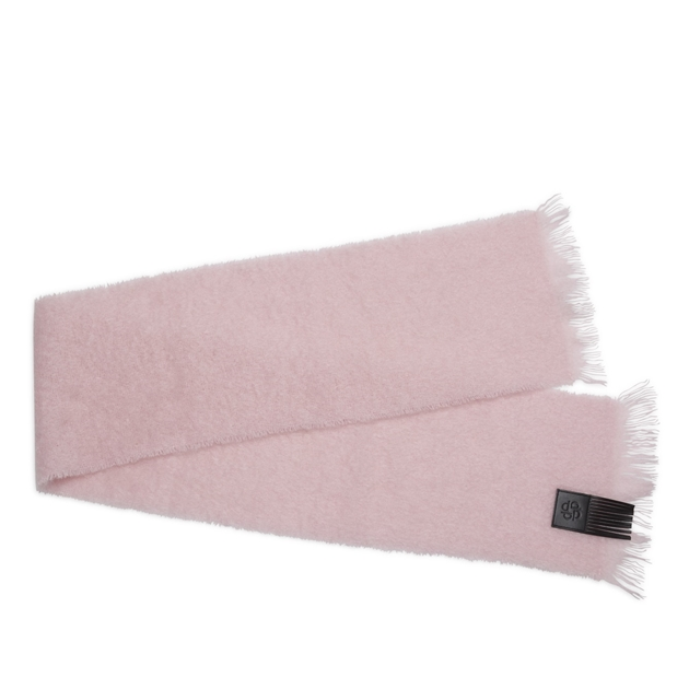 Deadly Ponies Mohair Scarf -