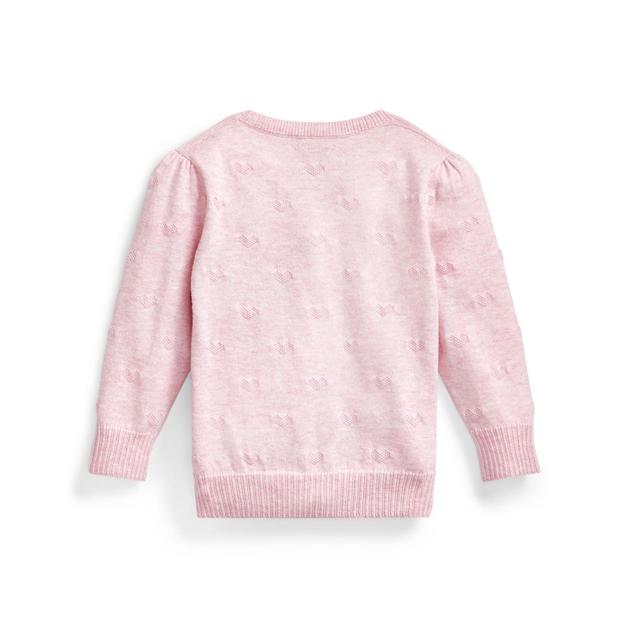 Polo Ralph Lauren Hearts Cotton Cardigan -