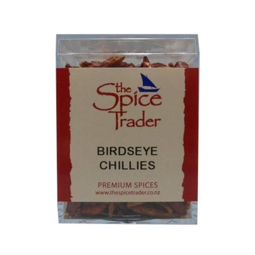 Spice Trader Birdseye Chillies 35g -
