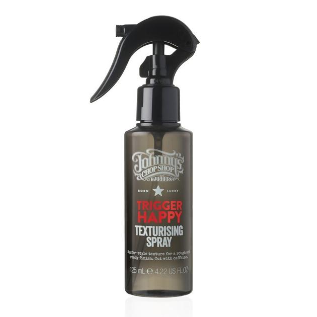 Johnnys Chop Shop Trigger Happy Texturising Spray 125ml -