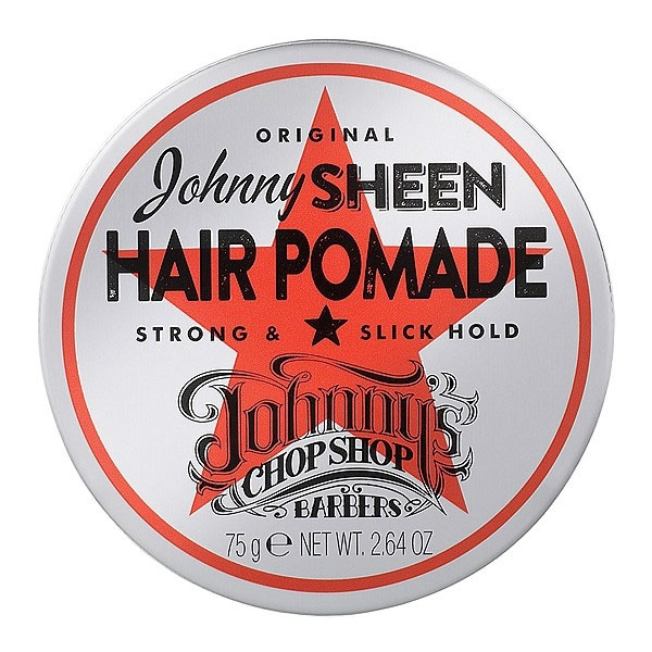 Johnnys Chop Shop Johnny Sheen Hair Pomade 75gm -
