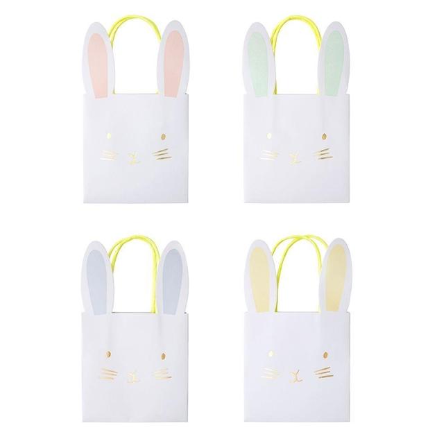 Meri Meri Pastel Bunny Party Bag -