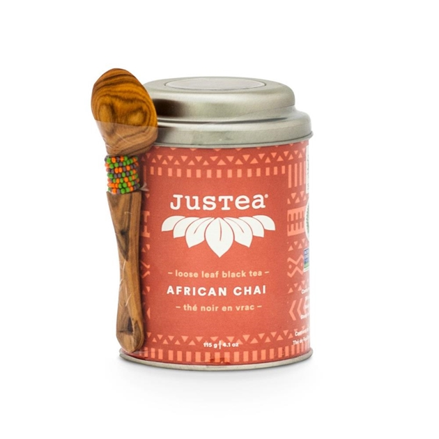 JusTea African Chai 115g -