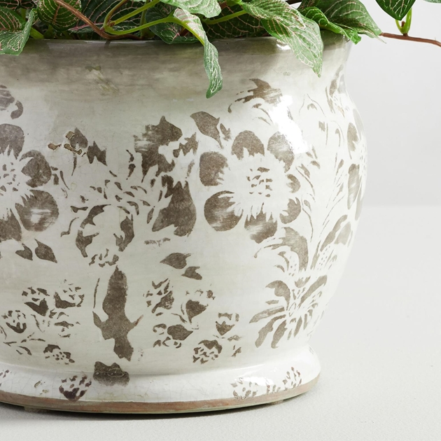 Pottery Barn Recycled Glass Vase Collection Clear Xl -