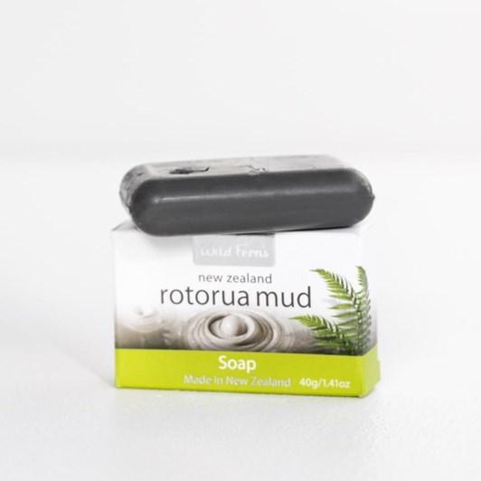 Parrs Rotorua Mud Guest Soap 40Gm