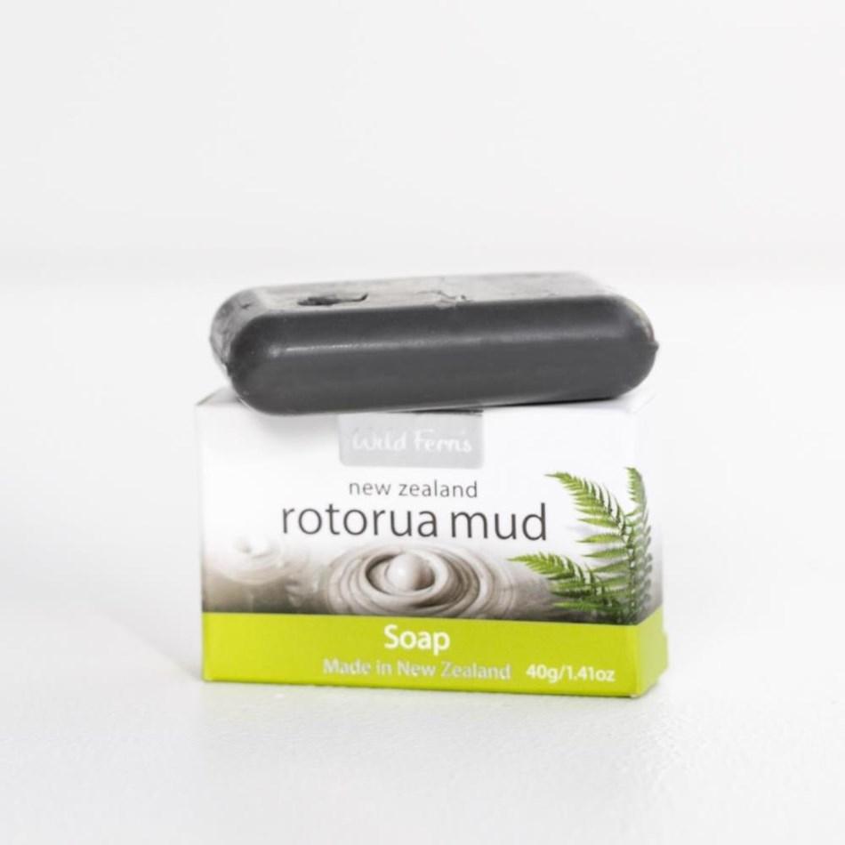 Parrs Rotorua Mud Guest Soap 40Gm -