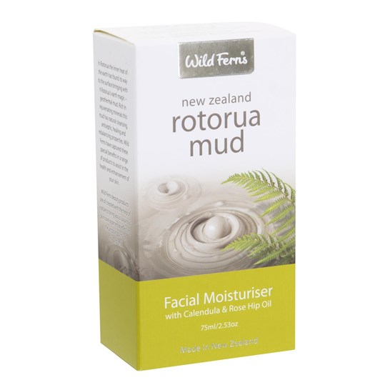 Parrs Rotorua Mud Moisturiser