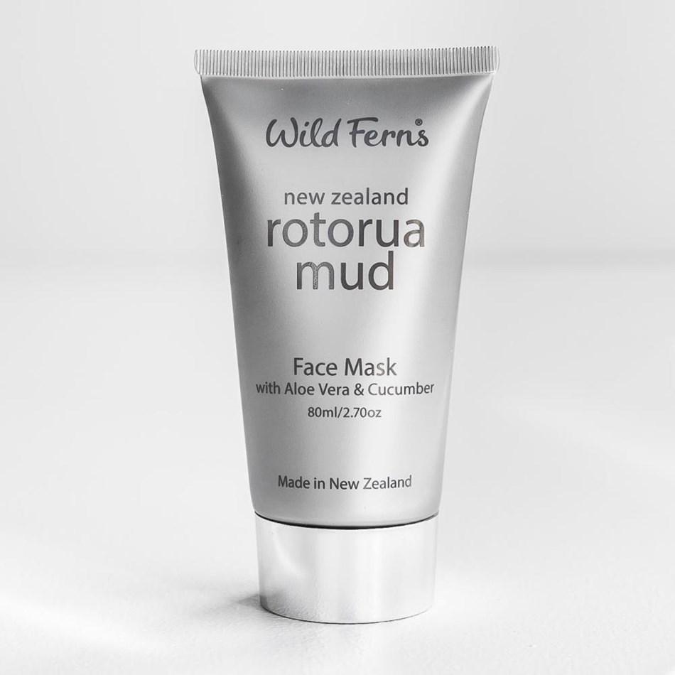 Parrs Rotorua Face Mask Aloe Vera -