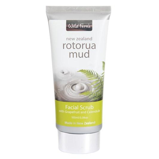 Parrs Rotorua Mud Facial Scrub