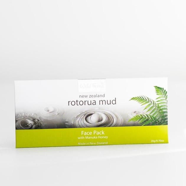 Parrs Rotorua Mud Face Pack 20Gm -