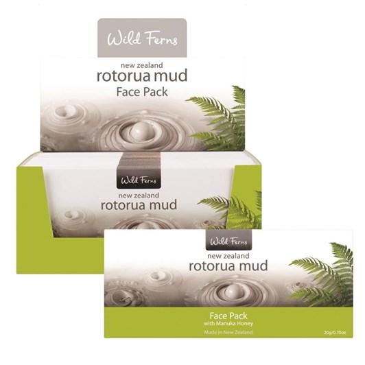 Parrs Rotorua Mud Face Pack 20Gm